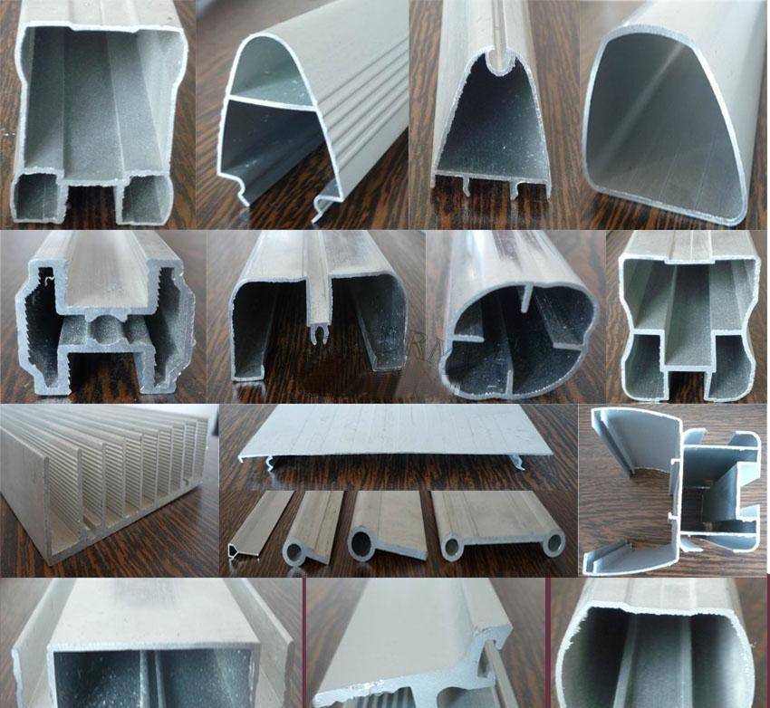 铝材异型材开模