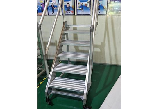 重庆铝型材扶梯