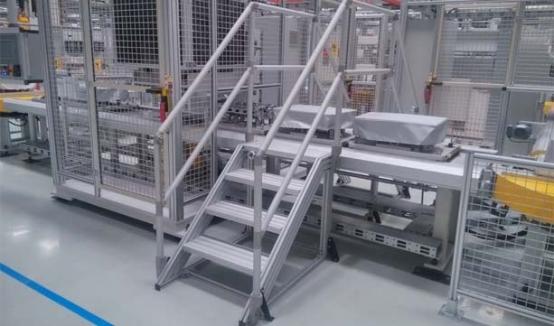 铝型材工业梯