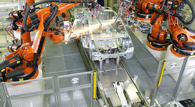 机器人行业