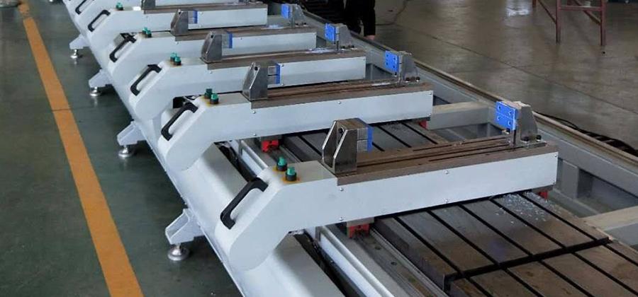 铝型材生产设备