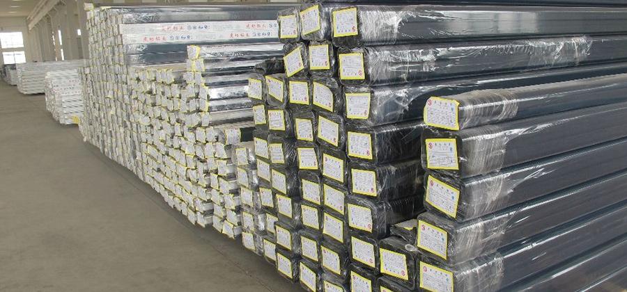 工业铝型材仓储配送