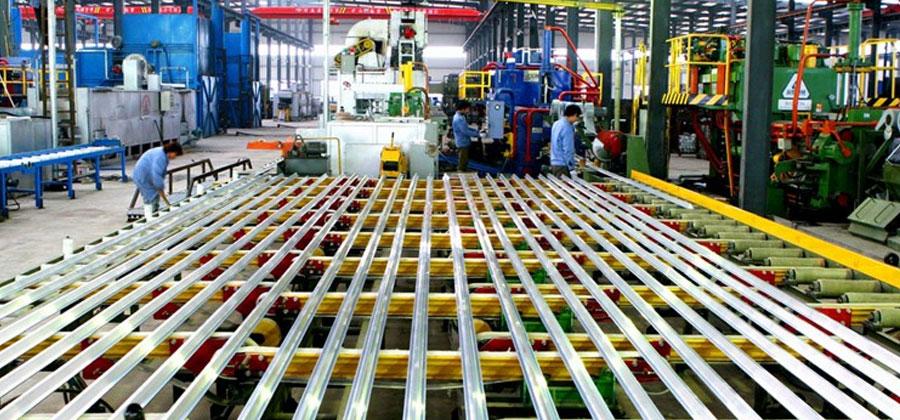 铝型材生产加工工艺
